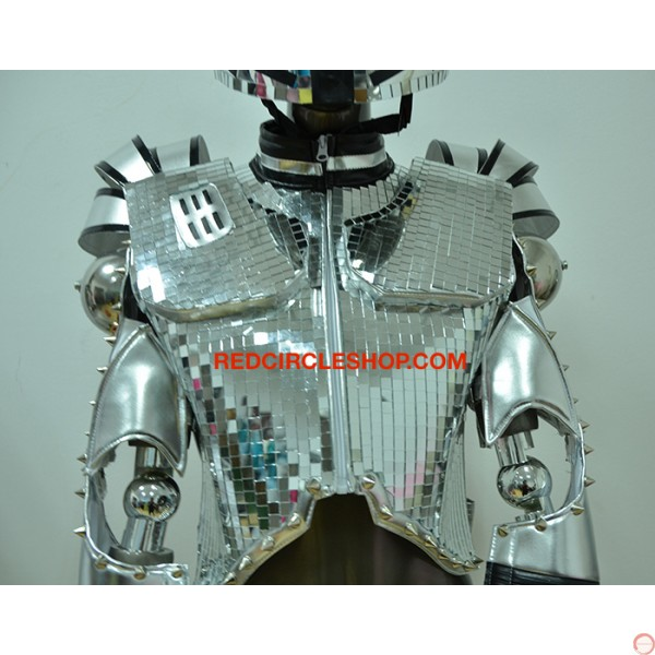 Robot costume - Photo 16