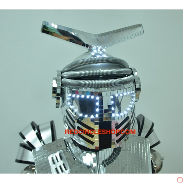 Robot costume - Photo 15