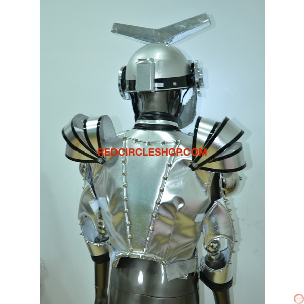 Robot costume - Photo 11