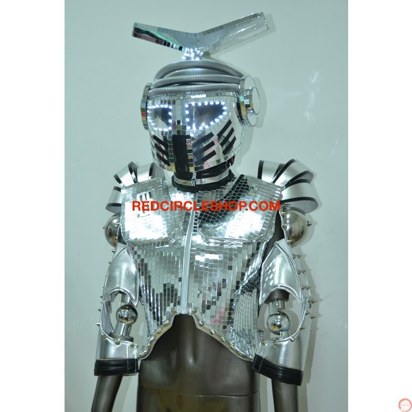 Robot costume - Photo 10