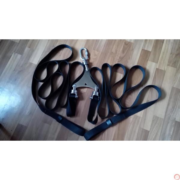Aerial straps / Full straps set   - Photo 30
