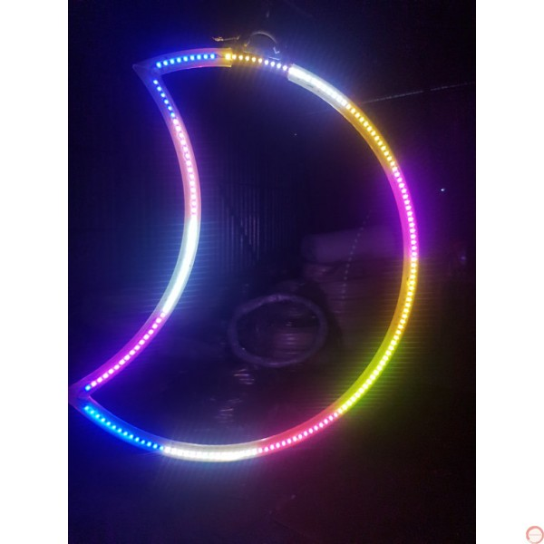 LED Aerial Lyra hoop  - Photo 14