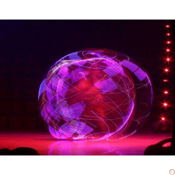 LED Cyr wheel 5 pieces with PVC covering - Photo 20