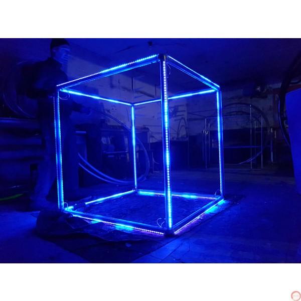 Aerial Cube / Aerial LED Cube - Photo 14