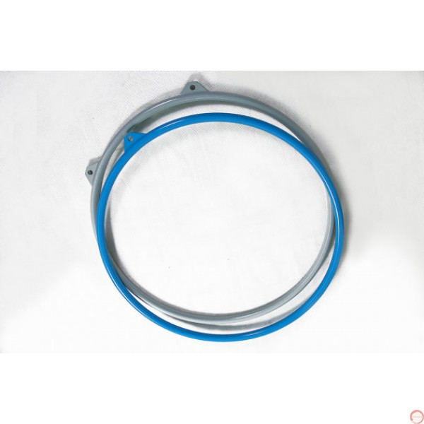 Aerial lyra, hoop (Titanium) - Photo 10