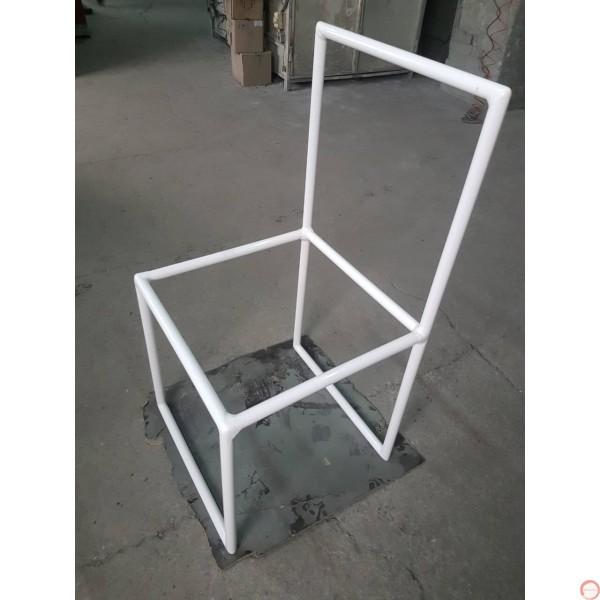Stacking chairs for handbalancing act  - Photo 3