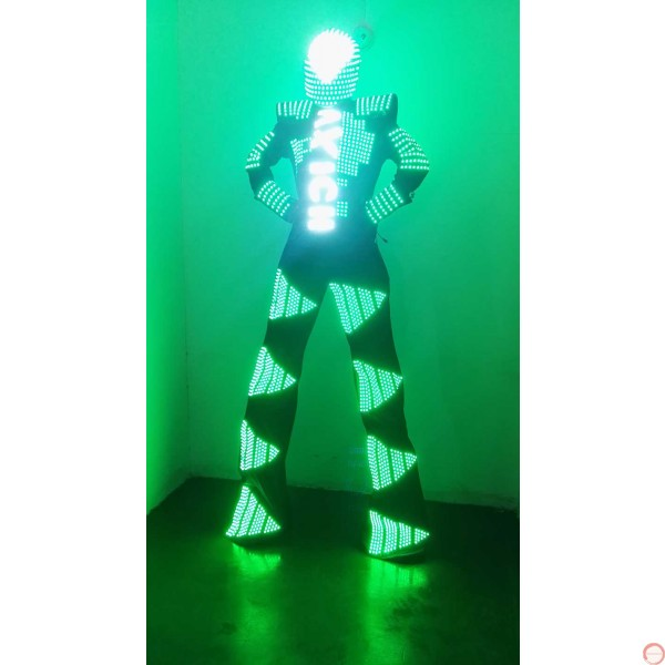 LED dancing costume - Photo 9