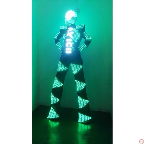 LED dancing costume - Photo 7