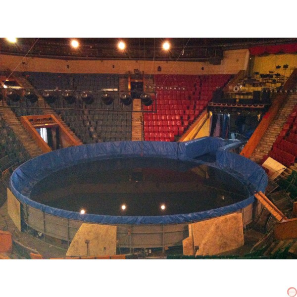 Stage for Water turning into Ice during the show. PRICE ON REQUEST - Photo 12