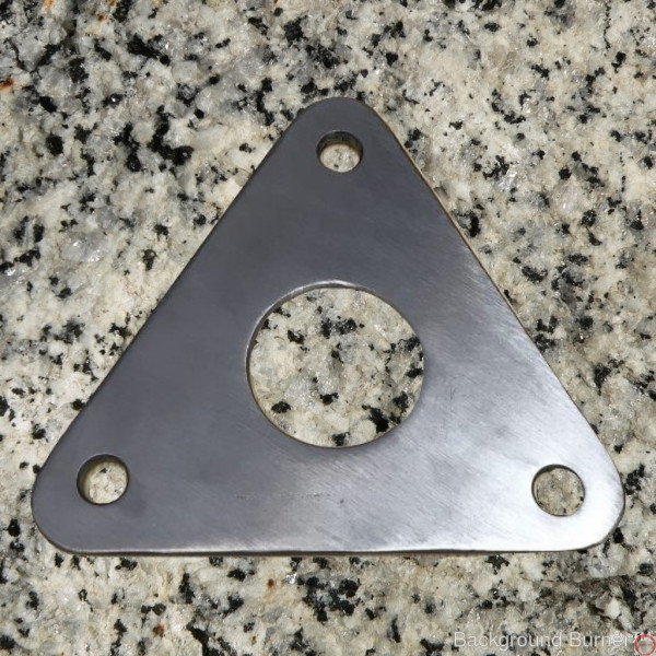 Spreader plate (Stainless steel) (contact for pricing) - Photo 2