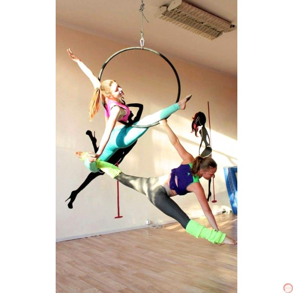 Aerial Lyra hoop without beam - Photo 16