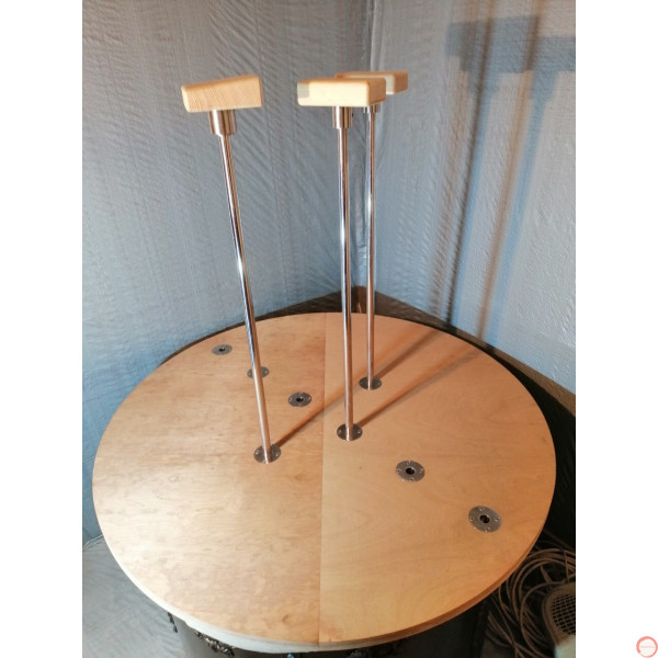 Handbalancing canes, customized (Price quote on request) - Photo 22