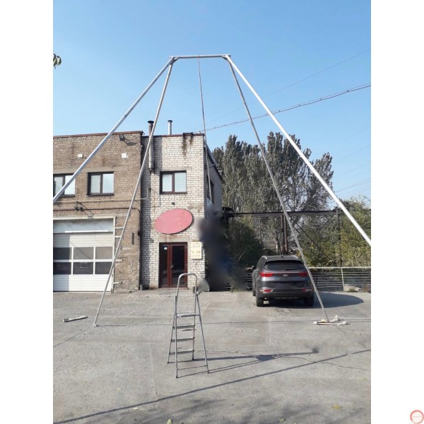 Aerial Rig Professional with three heights. Back order. - Photo 13