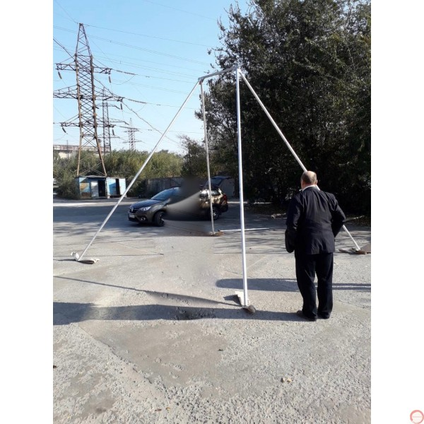 Aerial Rig Professional with three heights. Back order. - Photo 14