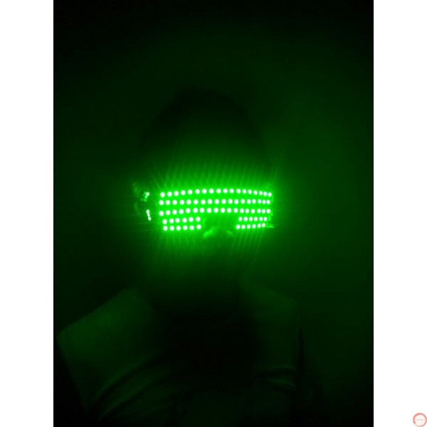 LED DJ Glasses (contact for pricing) - Photo 8