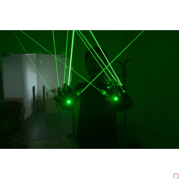Laser gloves - Photo 4