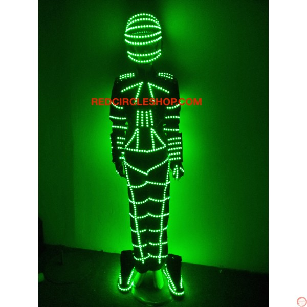 LED dancing costume (contact for pricing) - Photo 6