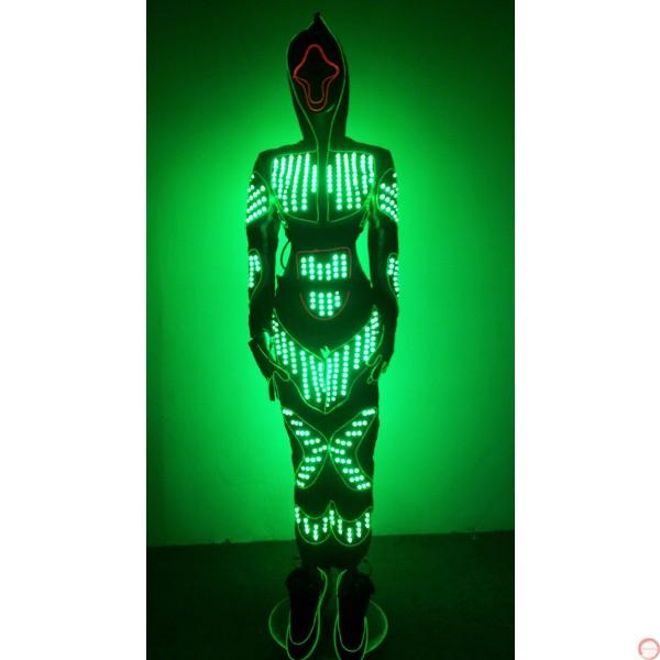 LED dancing costume - Photo 5