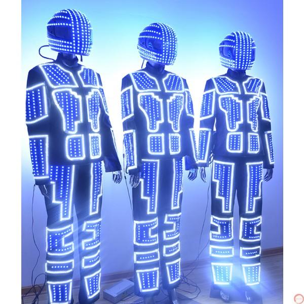 LED dancing costume - Photo 8