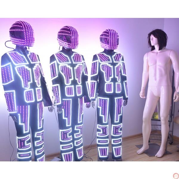 LED dancing costume - Photo 6