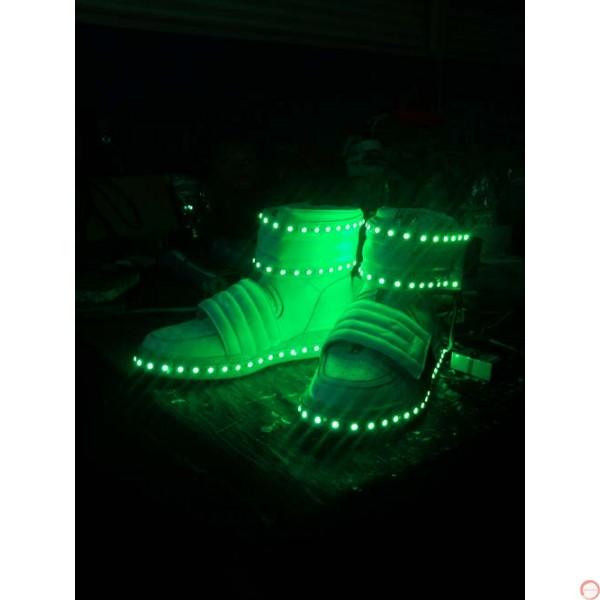 Luminous shoes - Photo 4