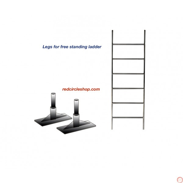 Feet for free standing ladder 2 pieces. PRICE ON REQUEST - Photo 2