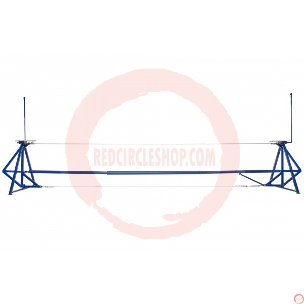 Self standing Tight wire with adjustable height (PRICE ON REQUEST) - Photo 21