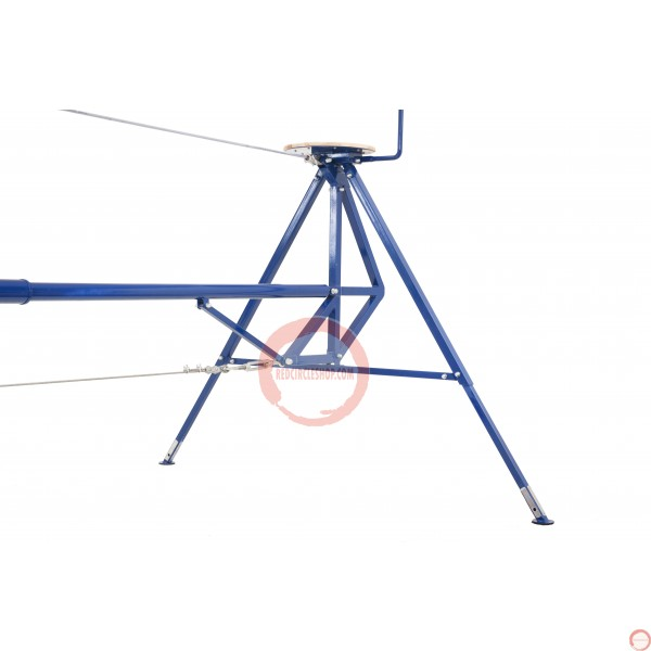 Self standing Tight wire with adjustable height (PRICE ON REQUEST) - Photo 30