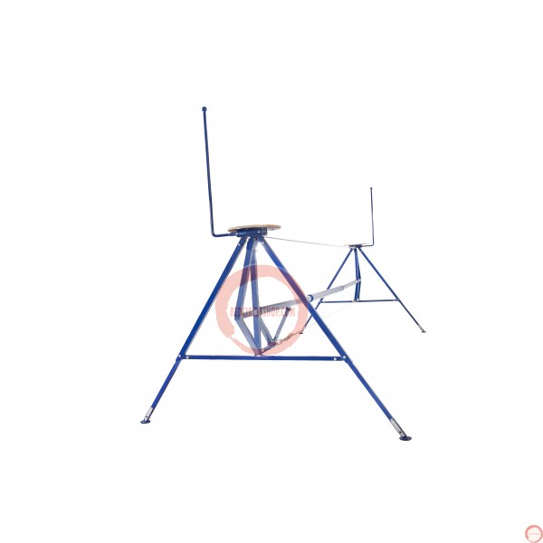 Self standing Tight wire with adjustable height (PRICE ON REQUEST) - Photo 32