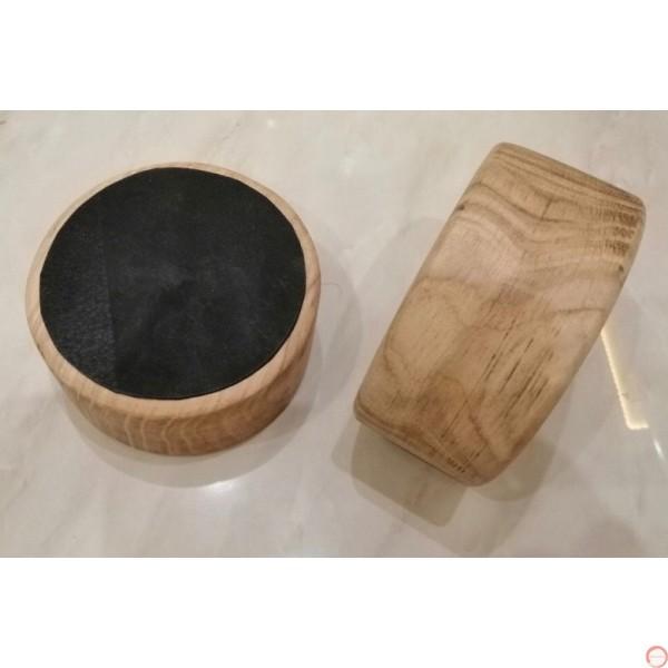 Round Hand Balancing Blocks / Yoga blocks.  (contact for pricing) - Photo 9