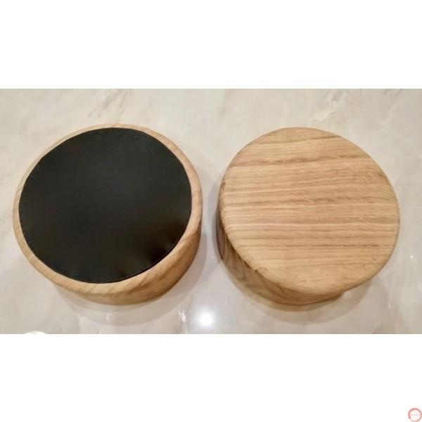 Round Hand Balancing Blocks / Yoga blocks.  (contact for pricing) - Photo 6
