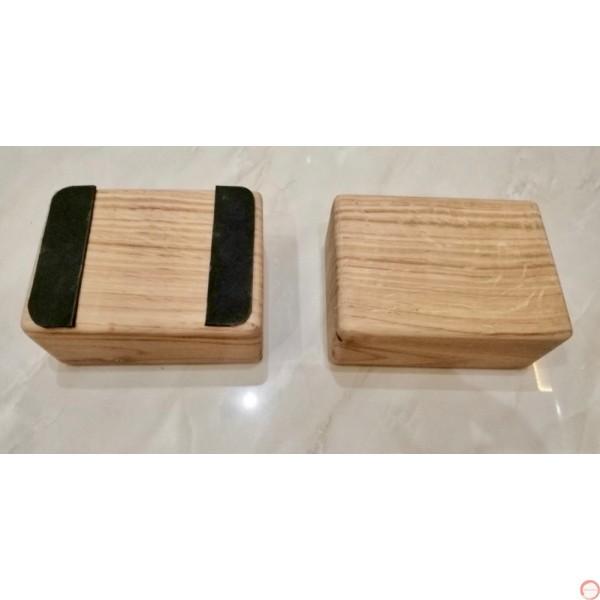 Hand Balancing / Yoga solid wood blocks  - Photo 23