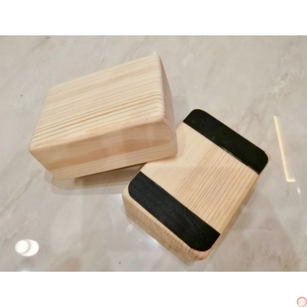 Hand Balancing / Yoga solid wood blocks  - Photo 22
