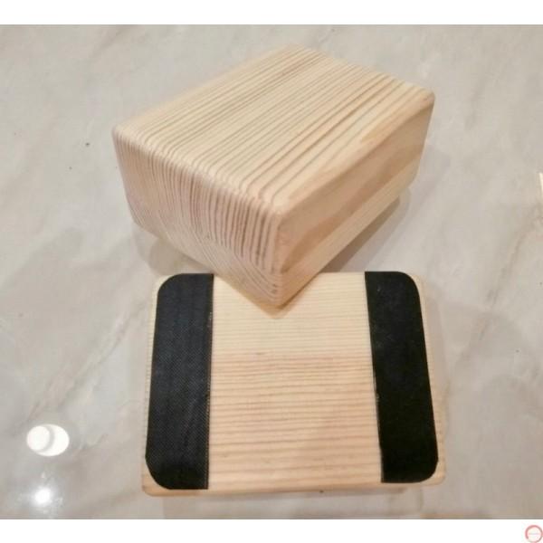 Hand Balancing / Yoga solid wood blocks  - Photo 13