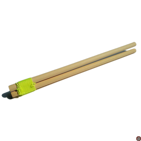 Wooden hand sticks - Photo 2