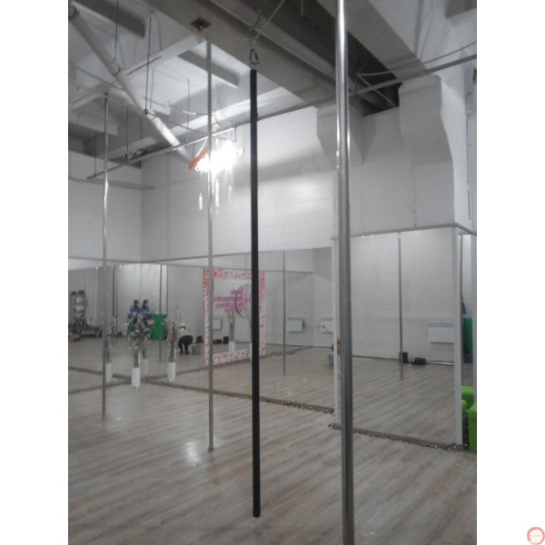 Aerial Pole, Chinese pole, Swinging Pole, demountable, 2 pieces. - Photo 23
