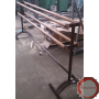 Portable  2 - Sided Ballet barres with 4 wood horisontal barres