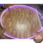 LED Cyr wheel 5 pieces with PVC covering