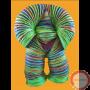 New LED Slinky Costume Version 4 (Free bag)