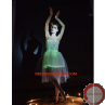 Luminous dress/ Optical fiber (contact for pricing) - Photo 3