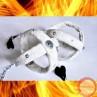 Fire Poi Comets (Ceramic cord) - Photo 1
