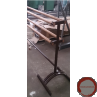 Portable  2 - Sided Ballet barres with 4 wood horisontal barres - Photo 2