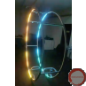 LED German Wheel / LED Rhöenrad made by Zimmerman (Contact for pricing) - Photo 1
