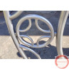 Aerial ring / hoop with additional supports and seat (Customized, request your free quote) - Photo 9