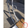 Aerial ring / hoop with additional supports and seat (Customized, request your free quote) - Photo 13